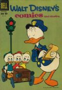 Vintage Children's magazine cover - Walt Disney Comics
